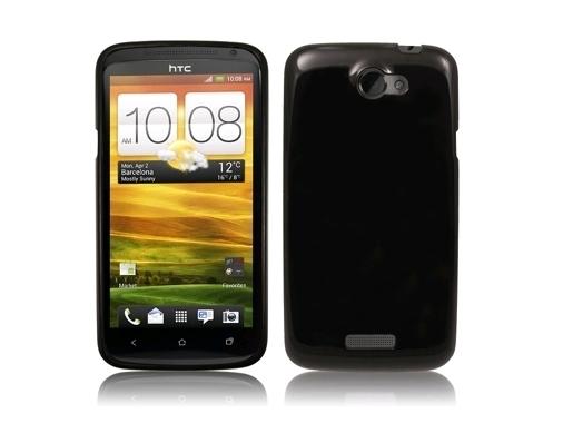 save off 10e91 cc76d Flexi Gel Case - HTC One X / One XL (Black)