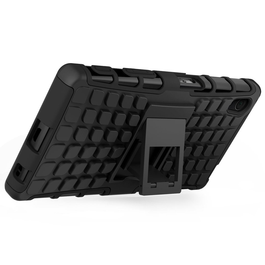 differently c589d 09ce1 Rugged Tough Armour Case Stand - Sony Xperia Z5 (Black)