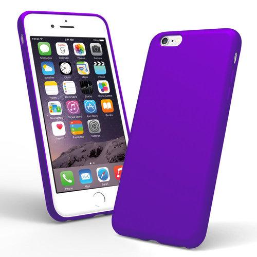 on sale b8649 3b787 Spectrum Silicone Case - Apple iPhone 6 Plus / 6s Plus - Violet Purple