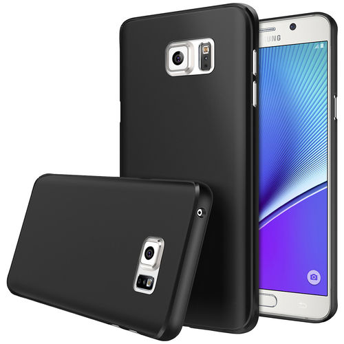 Flexi Slim Stealth Case for Samsung Galaxy Note 5 - Black (Matte)