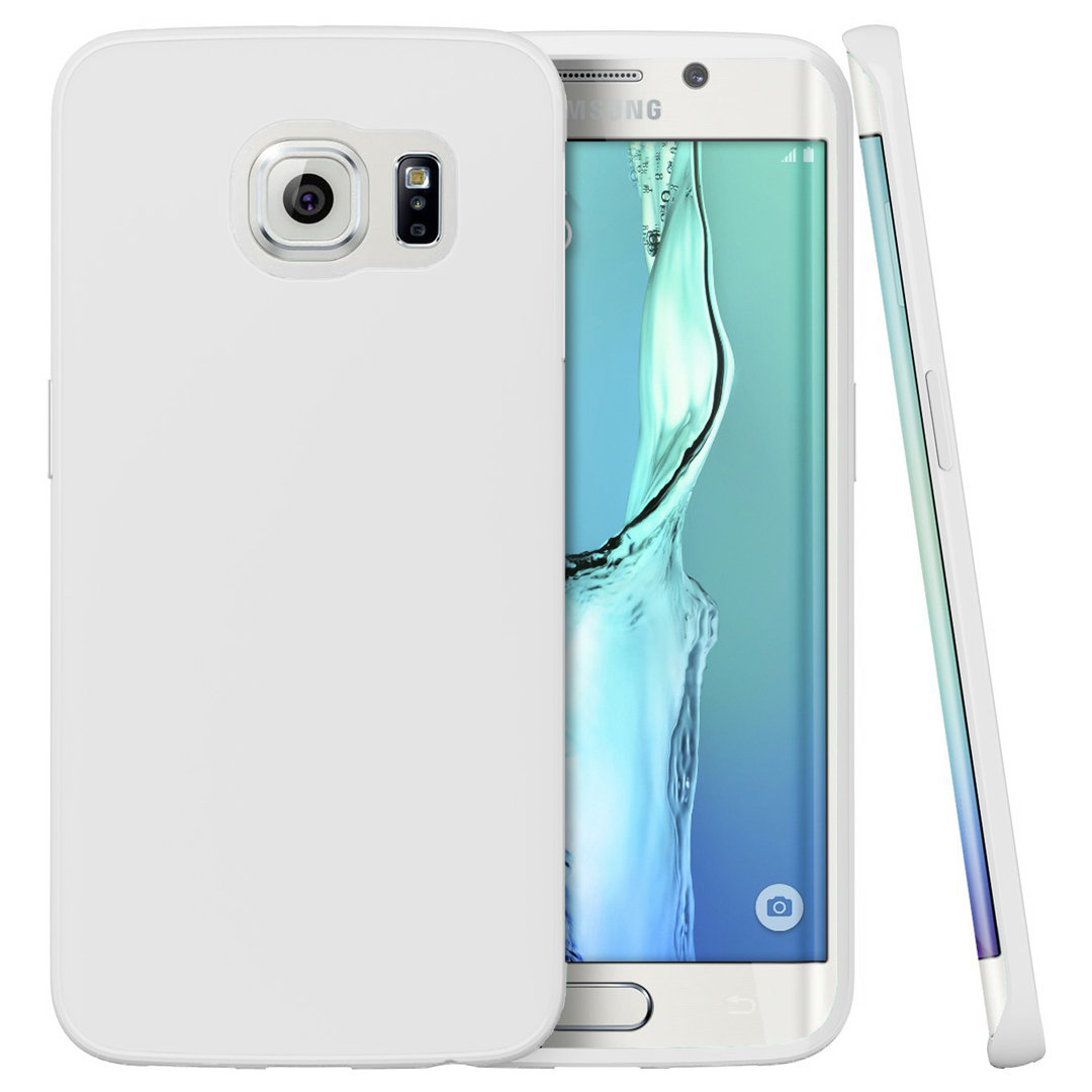 flexi slim case samsung galaxy s6 edge plus white. Black Bedroom Furniture Sets. Home Design Ideas