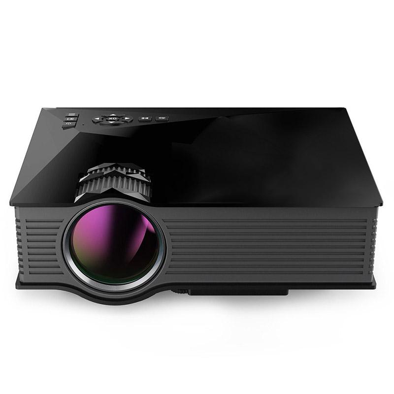 UC46 Wireless WIFI HDMI DLNA LED Digital Video Projector