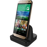 HTC One Mini 2 Charging Dock (Charge & Sync Cradle) - Black