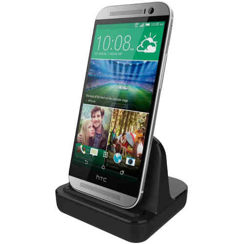 HTC One M8 Charging Dock (Charge & Sync Cradle) - Black