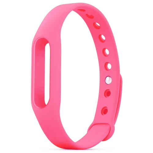 Replacement Wrist Band Bracelet for Xiaomi Mi Fitness Band - Pink