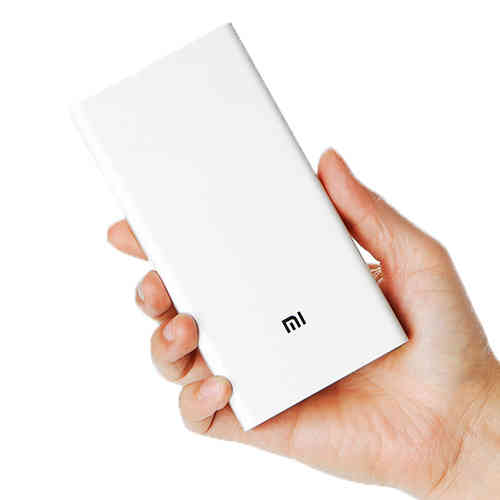 Xiaomi 20000mAh Dual USB Power Bank Charger for Phones & Tablets