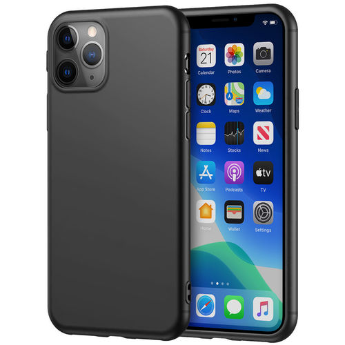 Flexi Slim Stealth Case for Apple iPhone 11 Pro Max - Black / Matte