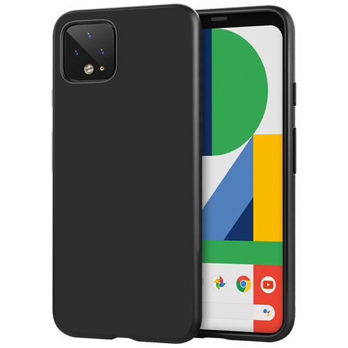 Flexi Slim Stealth Case for Google Pixel 4 - Black / Matte