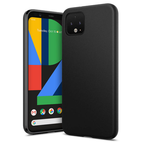 Flexi Slim Stealth Case for Google Pixel 4 XL - Black / Matte
