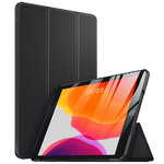 Trifold Sleep/Wake Smart Case for Apple iPad 10.2-inch (7th Gen) - Black
