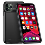 Usams 3500mAh Battery Charger Case for Apple iPhone 11 Pro - Black