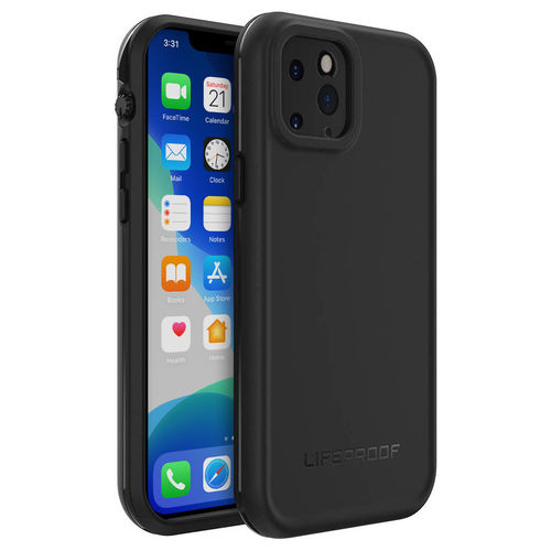 LifeProof Fre Waterproof Case for Apple iPhone 11 Pro Max - Black