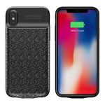 Baseus 3500mAh Battery Charger Magnetic Case for Apple iPhone X / Xs - Black