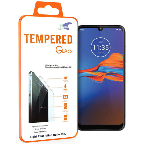 9H Tempered Glass Screen Protector for Motorola Moto E6 Plus