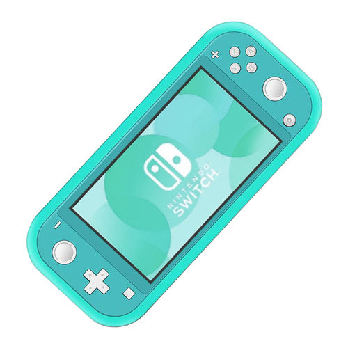 Flexi Silicone Protective Case for Nintendo Switch Lite - Green (Matte)