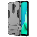 Slim Armour Tough Shockproof Case for Oppo A9 2020 - Grey