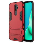 Slim Armour Tough Shockproof Case for Oppo A9 2020 - Red