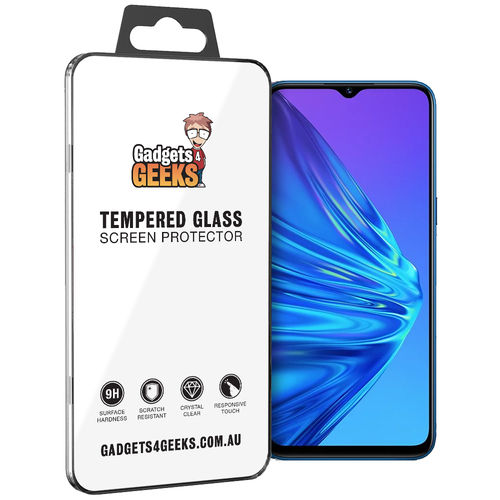 9H Tempered Glass Screen Protector for realme 5