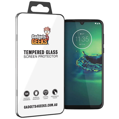 9H Tempered Glass Screen Protector for Motorola Moto G8 Plus