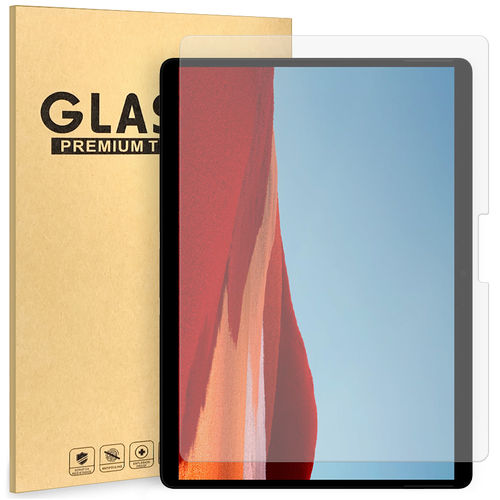 9H Tempered Glass Screen Protector for Microsoft Surface Pro X