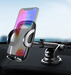 Floveme Extendable Suction Cup Dashboard / Windshield Car Mount Holder for Phone