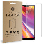 Aerios (2-Pack) Full Coverage TPU Film Screen Protector for LG V40 ThinQ