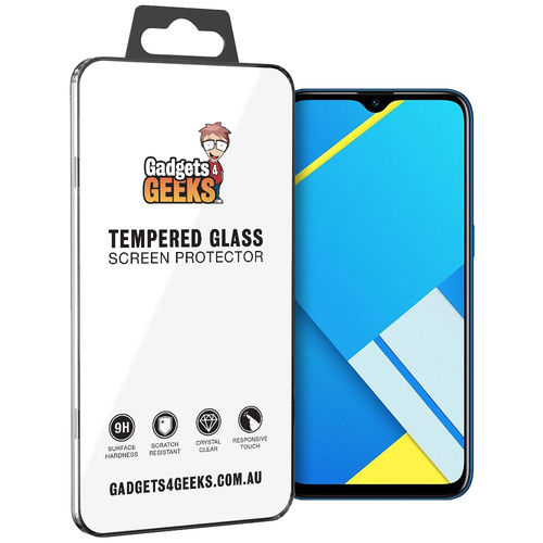 9H Tempered Glass Screen Protector for realme C2