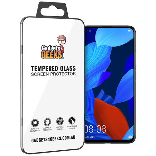 9H Tempered Glass Screen Protector for Huawei Nova 5T