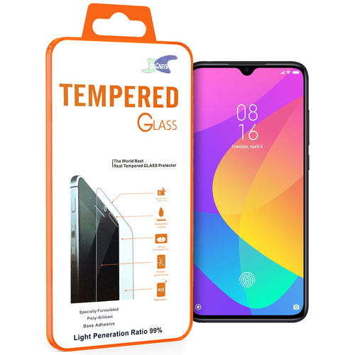 9H Tempered Glass Screen Protector for Xiaomi Mi 9 Lite
