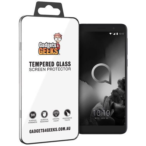 9H Tempered Glass Screen Protector for Alcatel 1X (2019)