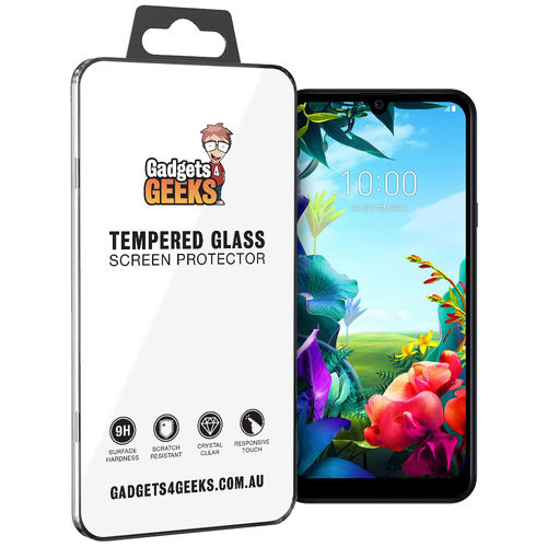 9H Tempered Glass Screen Protector for LG K40S