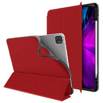 Trifold Sleep/Wake Smart Case for Apple iPad Pro 12.9-inch (4th Gen) - Red
