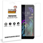 (2-Pack) Full Coverage TPU Film Screen Protector for LG K30 (2019)