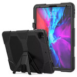 Dual Armour Heavy Duty Shockproof Case for Apple iPad Pro 12.9-inch (4th Gen) - Black