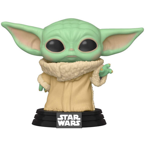 Funko Star Wars The Mandalorian The Child (Baby Yoda) Bobble-Head Pop! Vinyl