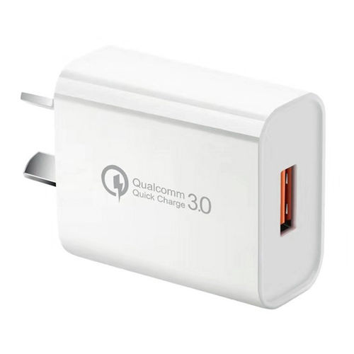 (18W) QC3.0 USB Fast Wall Charger / Power Adapter for Phone & Tablet