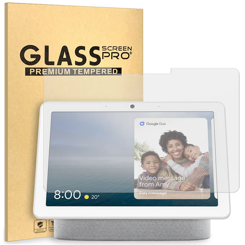 9H Tempered Glass Screen Protector for Google Nest Hub Max