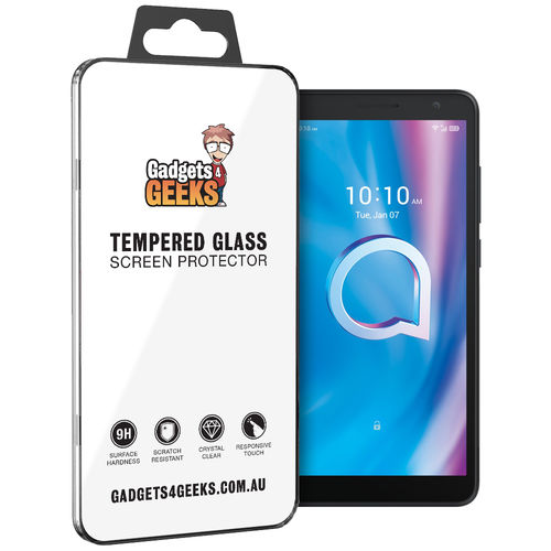 9H Tempered Glass Screen Protector for Alcatel 1B (2020)