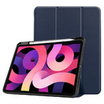 Trifold Sleep/Wake Smart Case & Stand for Apple iPad Air (4th Gen) - Blue