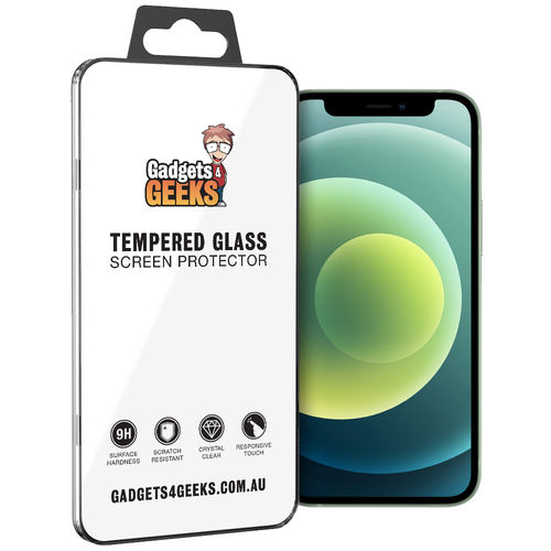 9H Tempered Glass Screen Protector for Apple iPhone 12 Mini
