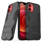 Slim Armour Tough Shockproof Case for Apple iPhone 12 / 12 Pro - Black
