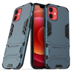 Slim Armour Tough Shockproof Case for Apple iPhone 12 / 12 Pro - Blue