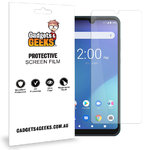 (2-Pack) Clear Film Screen Protector for ZTE Telstra Essential Pro 2