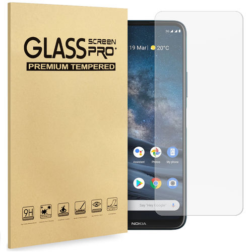 9H Tempered Glass Screen Protector for Nokia 8.3 5G