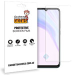 (2-Pack) Clear Film Screen Protector for Vivo X50 Lite