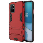 Slim Armour Tough Shockproof Case for OnePlus 8T - Red