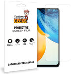 (2-Pack) Clear Film Screen Protector for Vivo Y70