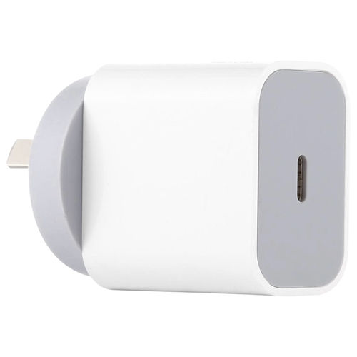 (18W) USB-PD Type-C Fast Wall Charger / Power Adapter for Phone / Tablet
