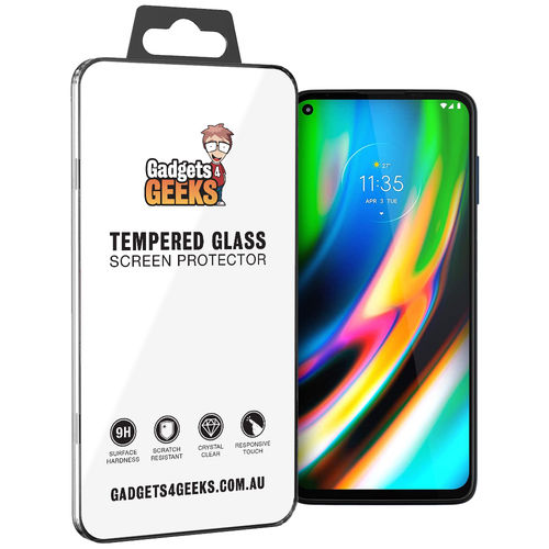 9H Tempered Glass Screen Protector for Motorola Moto G9 Plus