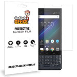 (2-Pack) Full Coverage TPU Screen Protector for BlackBerry KEY2 LE
